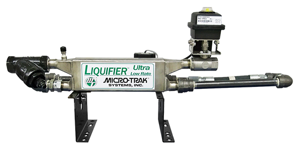 Liquifier™ Ultra Low-Rate