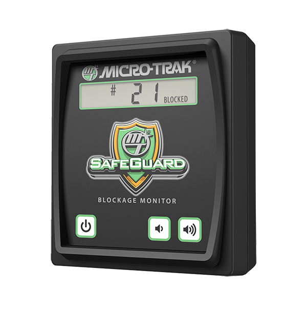 SafeGuard™ Blockage Monitor