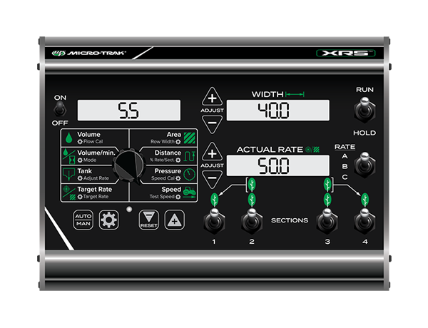 XRS Auto Rate Controller